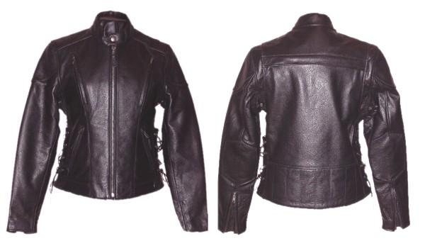 37d11a3bd3e Side - Laced Jacket
